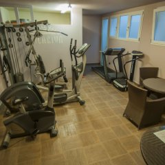 Отель Splendid Sole Манерба-дель-Гарда фитнесс-зал