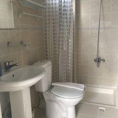 Lizo Hotel Турция, Калкан - отзывы, цены и фото номеров - забронировать отель Lizo Hotel онлайн ванная фото 2