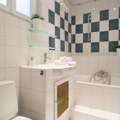 Отель Sochic Suites Paris Haussmann ванная
