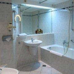 Отель Roma Латвия, Рига - - забронировать отель Roma, цены и фото номеров ванная