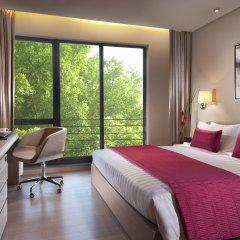 Отель Ascott Maillen Shenzhen Китай, Шэньчжэнь - отзывы, цены и фото номеров - забронировать отель Ascott Maillen Shenzhen онлайн комната для гостей фото 2
