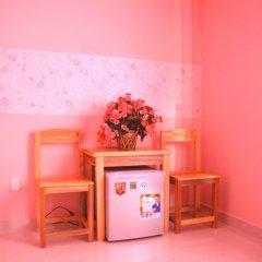 Отель Dalat Flower Далат удобства в номере