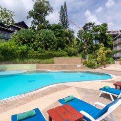 Patong 7Days Premium Hotel Phuket бассейн