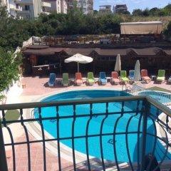 Atlantik Apart Hotel Турция, Алтинкум - отзывы, цены и фото номеров - забронировать отель Atlantik Apart Hotel онлайн балкон