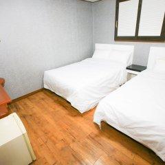 Отель Goodstay Daegwallyeongsanbang Южная Корея, Пхёнчан - отзывы, цены и фото номеров - забронировать отель Goodstay Daegwallyeongsanbang онлайн комната для гостей фото 3