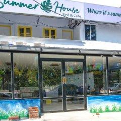 Отель Гостевой Дом Summer House Bed & Cafe Малайзия, Куала-Лумпур - отзывы, цены и фото номеров - забронировать отель Гостевой Дом Summer House Bed & Cafe онлайн бассейн