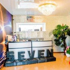 Гостиница Seven в Уссурийске отзывы, цены и фото номеров - забронировать гостиницу Seven онлайн Уссурийск интерьер отеля фото 3