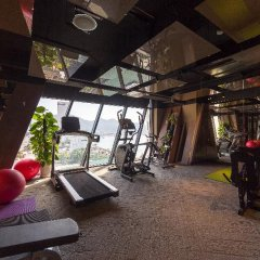 Boton Blue Hotel & Spa фитнесс-зал фото 3