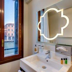 Отель Continental Venice Италия, Венеция - 2 отзыва об отеле, цены и фото номеров - забронировать отель Continental Venice онлайн ванная фото 2