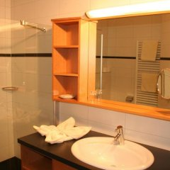 Отель Gasthof Stern Прато-алло-Стелвио ванная