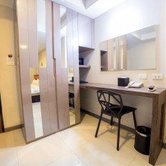 Отель Cubic Pratunam удобства в номере