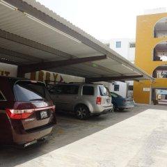 Hotel Doralba Inn парковка