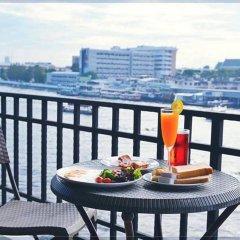 Отель Baan Wanglang Riverside балкон