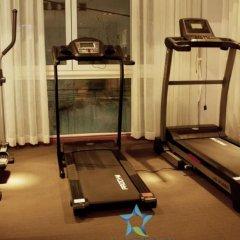 Отель Angela Boutique Serviced Residence фитнесс-зал