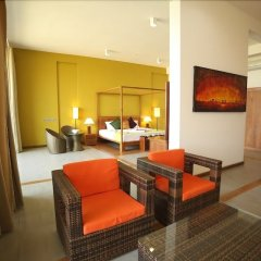 Отель Minn Gee Resort Passikuda комната для гостей фото 5