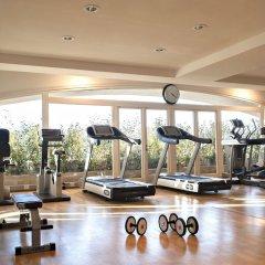 Отель Terme di Saturnia Spa & Golf Resort фитнесс-зал фото 2