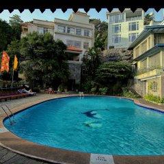 Отель THILANKA Канди бассейн фото 3