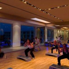 Отель Royal Thalassa Монастир фитнесс-зал фото 4