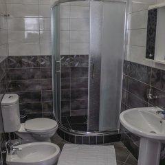 Отель Suite AIOALBANIA Trilo Bibagni Тирана ванная