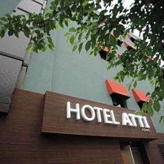 Hotel Atti балкон