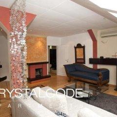 Отель Crystal Code Apartments Сербия, Белград - отзывы, цены и фото номеров - забронировать отель Crystal Code Apartments онлайн