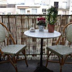 Апартаменты 1 Bedroom Paris Apartment With Balcony View Париж фото 3