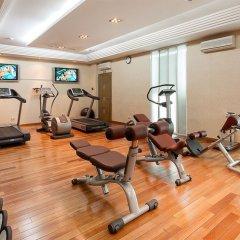 Гостиница Grand Tien Shan Hotel Казахстан, Алматы - 2 отзыва об отеле, цены и фото номеров - забронировать гостиницу Grand Tien Shan Hotel онлайн фитнесс-зал фото 2