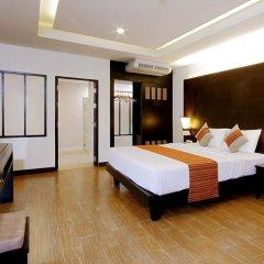 Отель Kata Sea Breeze Resort 3* Люкс с различными типами кроватей