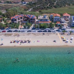 Отель Castro Deluxe пляж