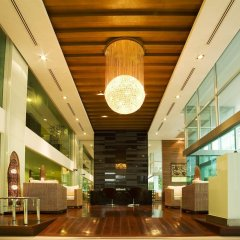 Golden Pearl Hotel Бангкок интерьер отеля