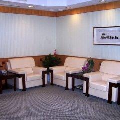 Отель Jiangyue Hotel - Guangzhou Китай, Гуанчжоу - отзывы, цены и фото номеров - забронировать отель Jiangyue Hotel - Guangzhou онлайн интерьер отеля фото 3