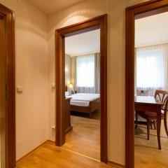 Отель Achat Plaza Zum Hirschen Зальцбург комната для гостей фото 2