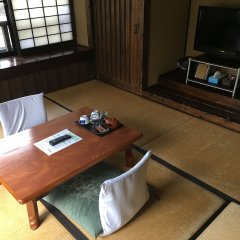 Отель Sujiyu Onsen Daikokuya Минамиогуни удобства в номере