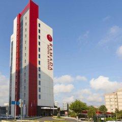 Ramada Hotel & Suites Atakoy Турция, Стамбул - 1 отзыв об отеле, цены и фото номеров - забронировать отель Ramada Hotel & Suites Atakoy онлайн городской автобус