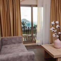Отель Yasmin Bodrum Resort комната для гостей фото 3