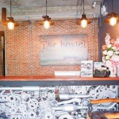 Yotaka The Hostel @Bangkok Бангкок гостиничный бар