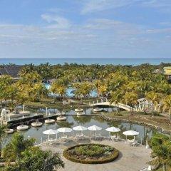 Отель Melia Las Antillas пляж