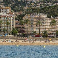 Отель Rosamar Maritim Испания, Льорет-де-Мар - 1 отзыв об отеле, цены и фото номеров - забронировать отель Rosamar Maritim онлайн пляж