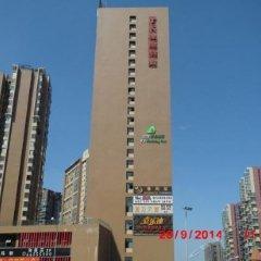 Отель 7 Days Inn Chengdu Chengyu Flyover Metro Station Branch городской автобус
