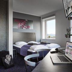 HOTEL CABINN Vejle Hotel комната для гостей