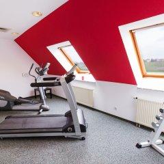 DORMERO Hotel Dresden Airport фитнесс-зал фото 4