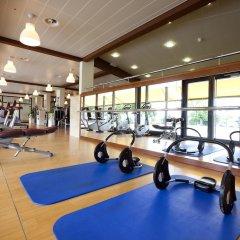 Отель Fairmont Le Montreux Palace фитнесс-зал фото 2