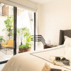 Отель Cozy & Hip Roma Apt With 2 Private Terraces! Мехико фото 16