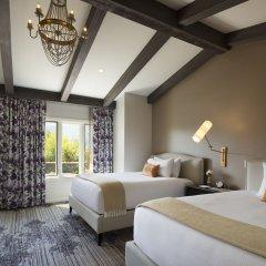 Отель Bernardus Lodge & Spa комната для гостей фото 2