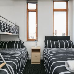 Апартаменты My-Places Serviced Apartments комната для гостей фото 8