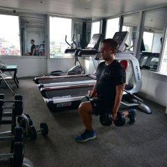 Отель Golden Cyclo Ханой фитнесс-зал фото 2
