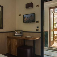Отель BORROMEO Рим удобства в номере