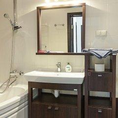 Гостиница Premium Apartments Smolenskaya 6 в Москве отзывы, цены и фото номеров - забронировать гостиницу Premium Apartments Smolenskaya 6 онлайн Москва ванная