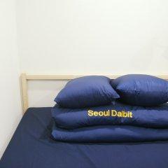 Отель Seoul Dalbit Dongdaemun Guesthouse сауна