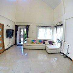 Отель Green Residence Pool Villa Таиланд, Паттайя - отзывы, цены и фото номеров - забронировать отель Green Residence Pool Villa онлайн комната для гостей фото 3
